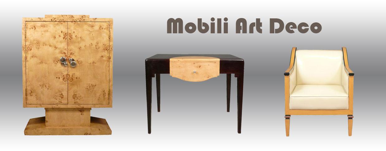 Mobili art d co lampade art d co sedia barocca - Art deco mobili ...