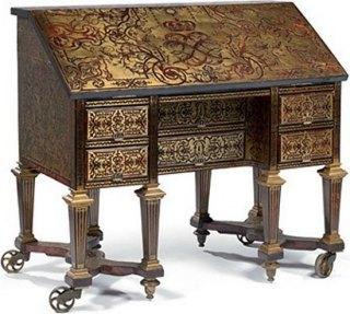 Bureau du roi Louis XIV