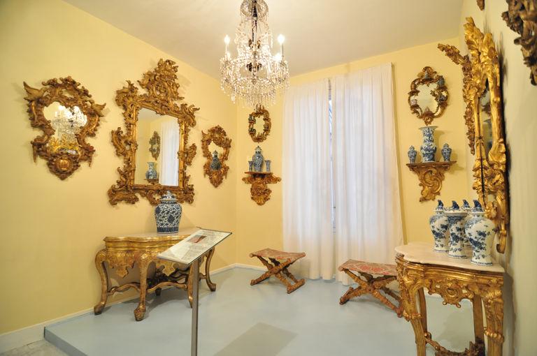 Console baroque - Musée de Madrid