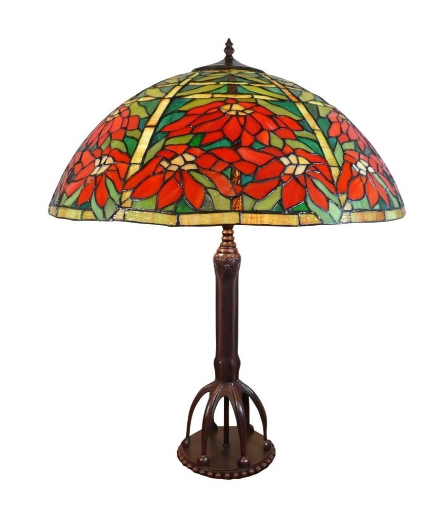 Tiffany lamp by Clara Driscoll