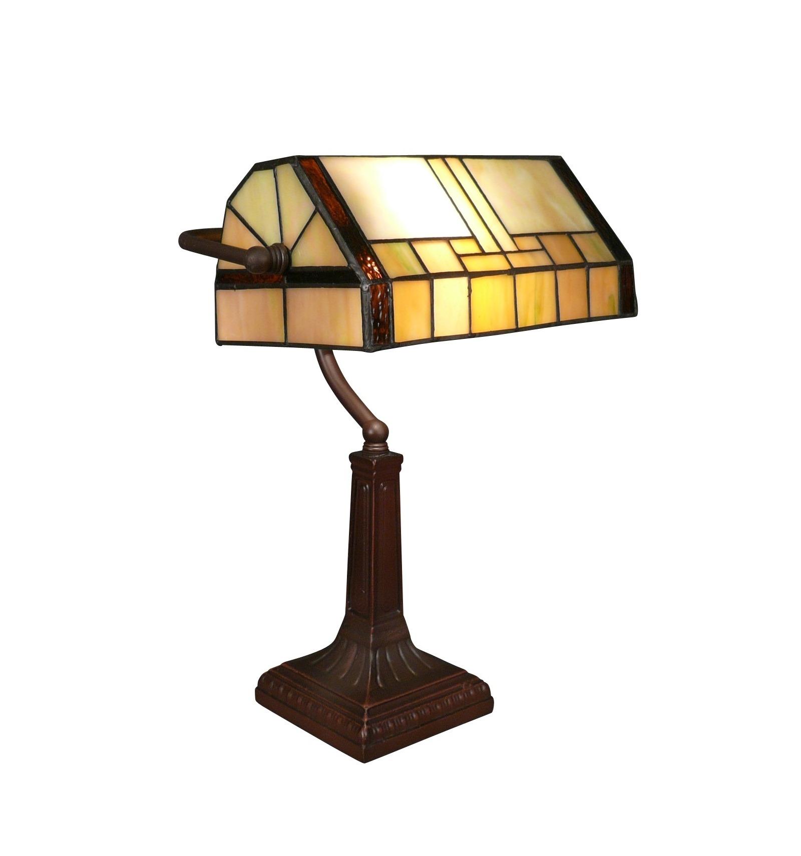 Lampe de bureau Tiffany