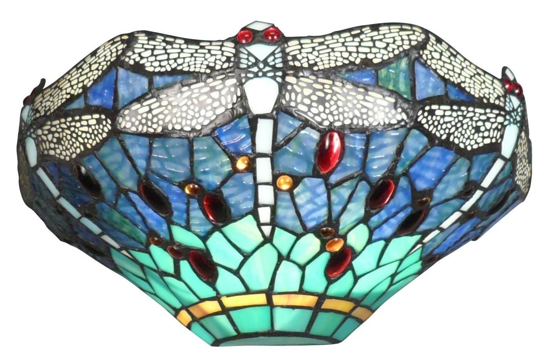 Applique Tiffany art nouveau à vendre sur Amazon