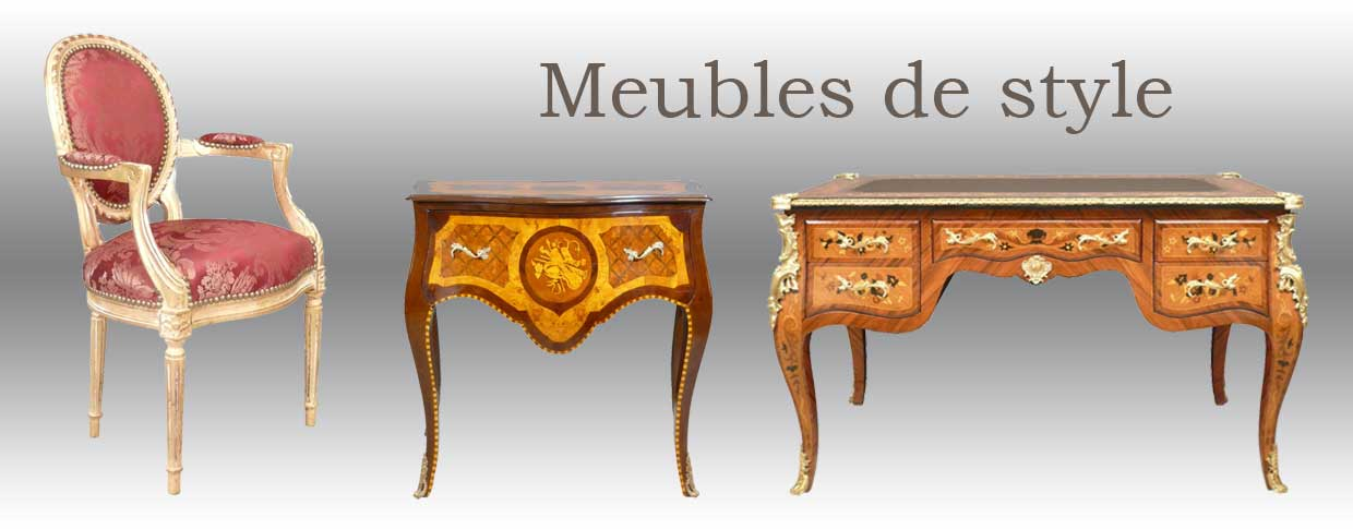 Art deco style furniture baroque furniture furniture for Meuble style louis 15