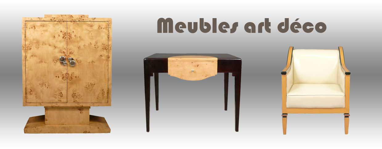 meubles art d co meubles de style meubles baroques. Black Bedroom Furniture Sets. Home Design Ideas