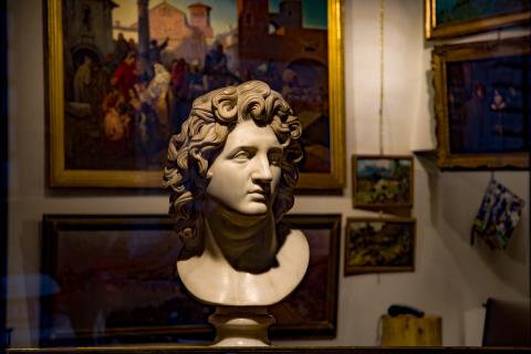 Salons d'antiquaires