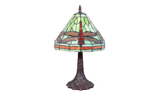 Lampe Tiffany libellules