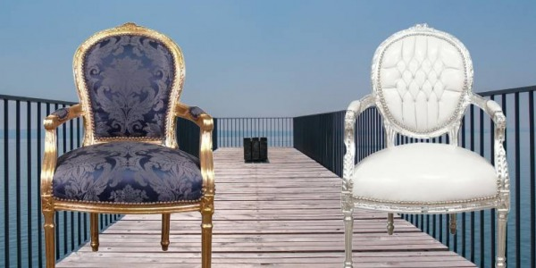 The Louis XVI chair redesigned