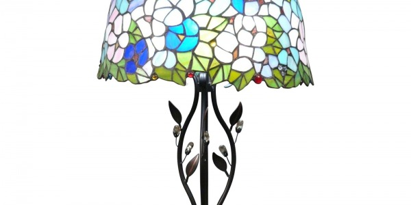 Tiffany lampshade