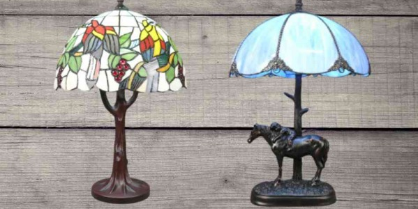Vintage Tiffany Lamp - Our selection