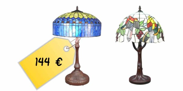 Tiffany Lamps Price