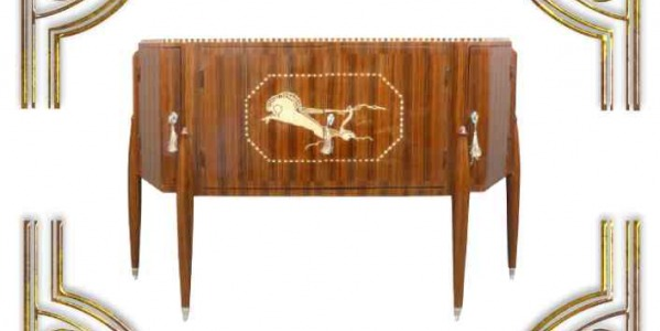 The Art Deco Buffet from the 1910s to the 1930s