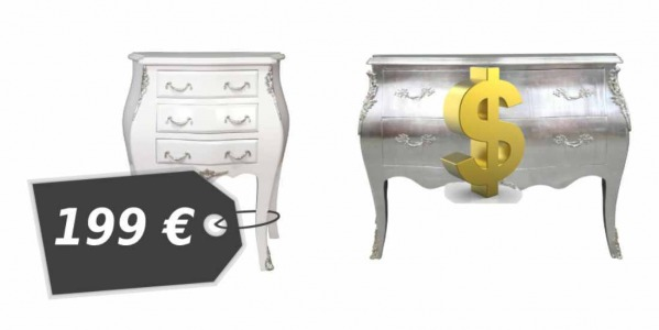 Baroque Commode cheap