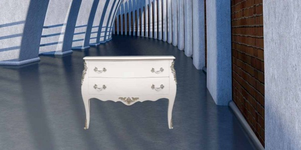 Commode baroque moderne