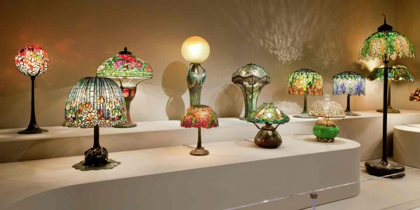 Originele Tiffany lamp