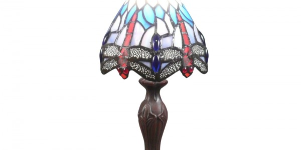 Tiffany lamps with an English style shade - Cheap fixtures