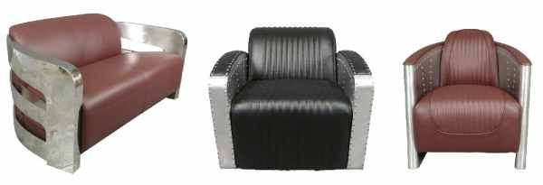 Fauteuil carlingue d'avion