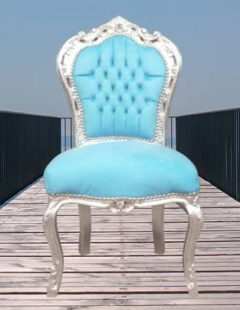 The modern baroque chair