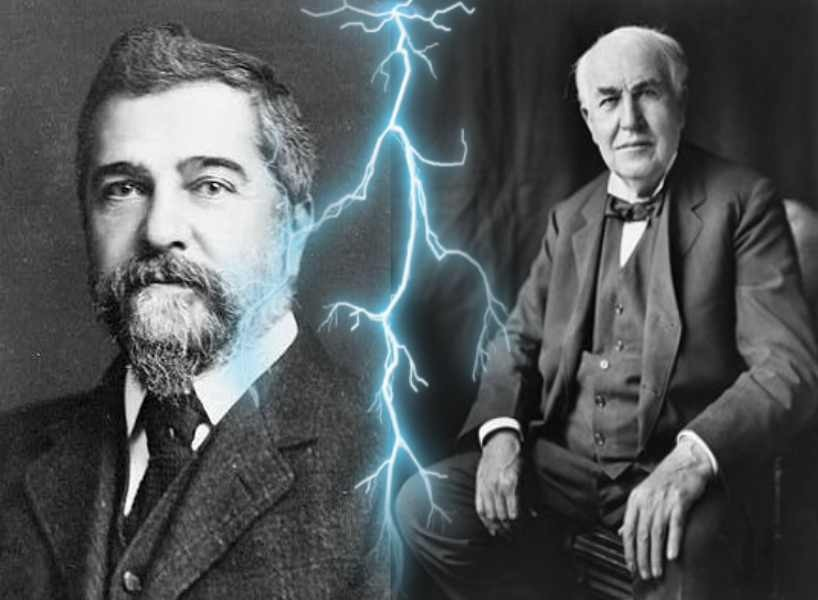 Come Thomas Edison ha influenzato Louis Comfort Tiffany