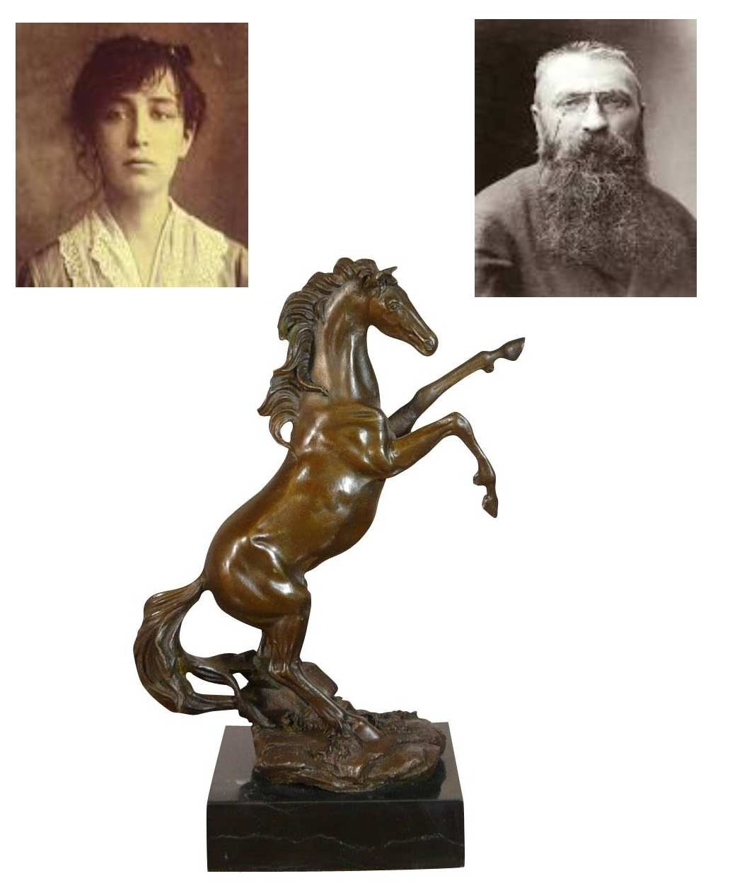 The ten most famous bronze sculpture and artists of the 19th century